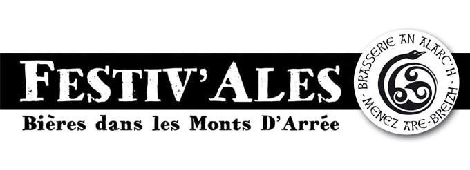 salon Festiv'Ales Brasserie An Alarc'h La Feuillée