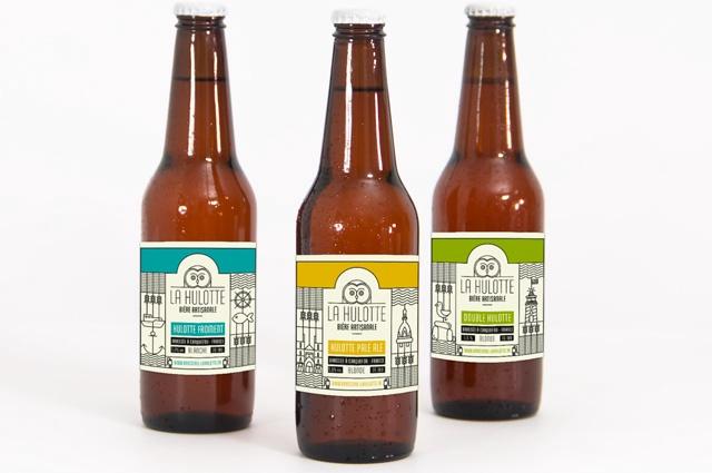 bières brasserie la hulotte
