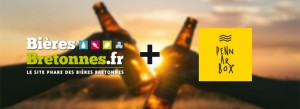 Calendrier de l'Avent des bières bretonnes 2016