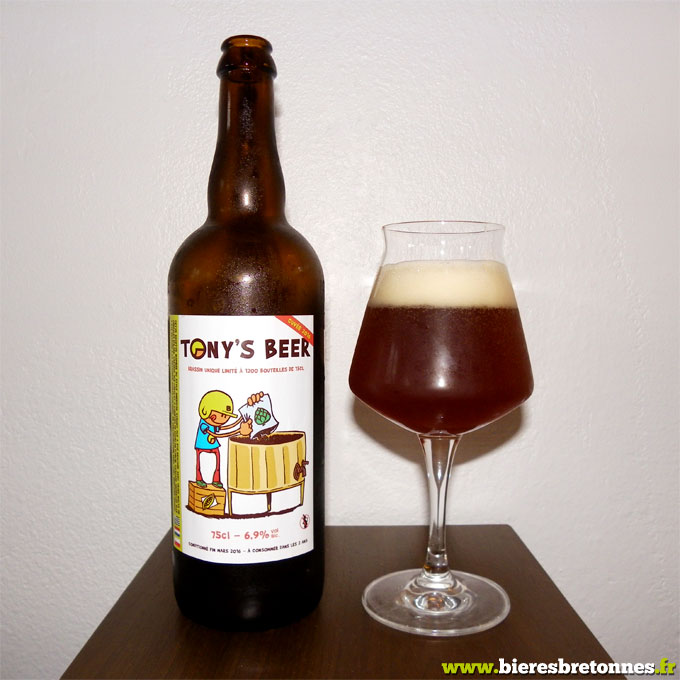 Tony's Beer 2016 – Sainte Colombe