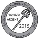 Récompense Fourquet d'argent 2015