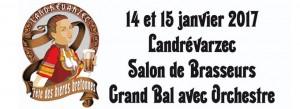 Fête des bières bretonnes de Landrévarzec Janvier 2017