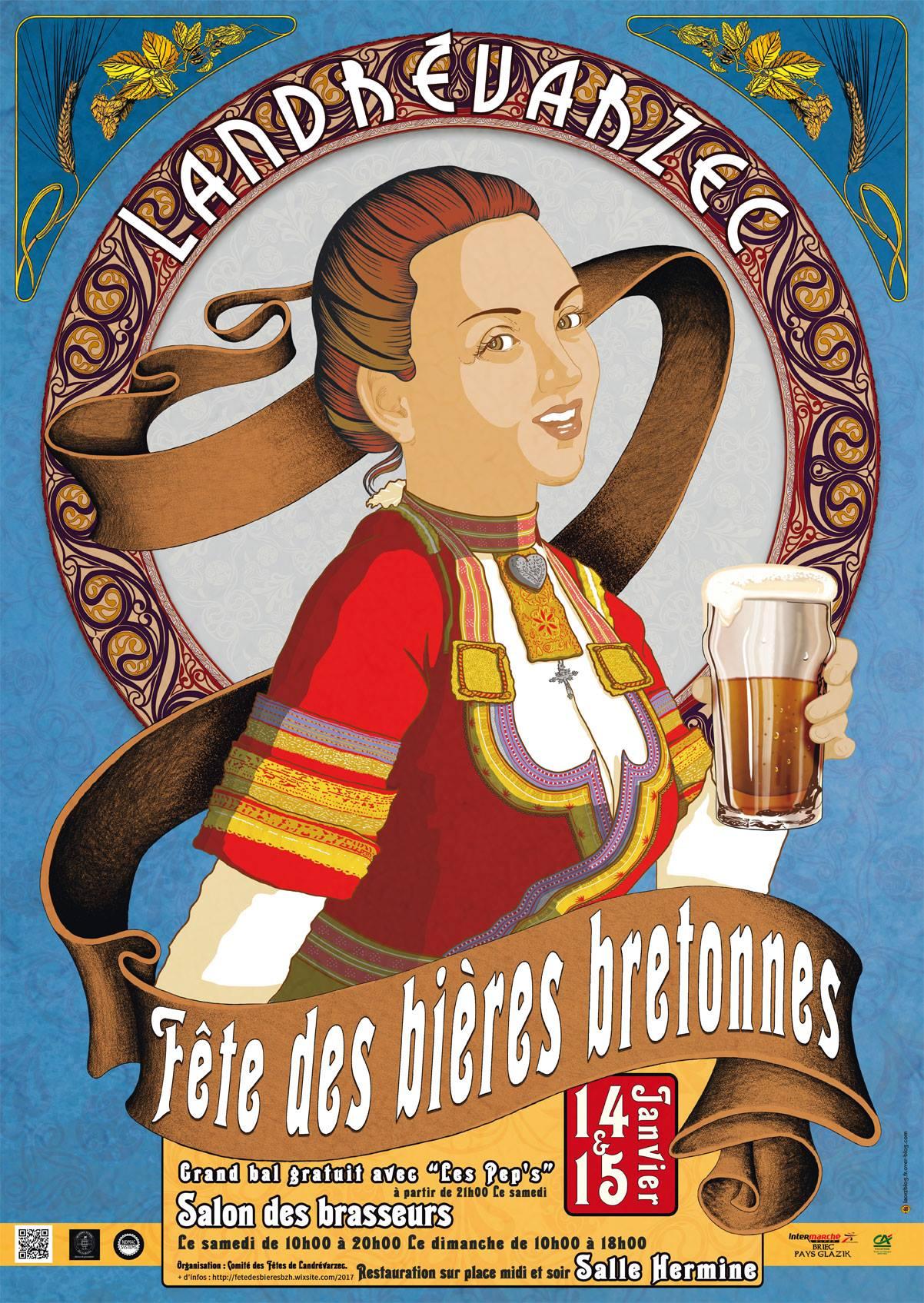 fête des bières bretonnes de Landrévarzec