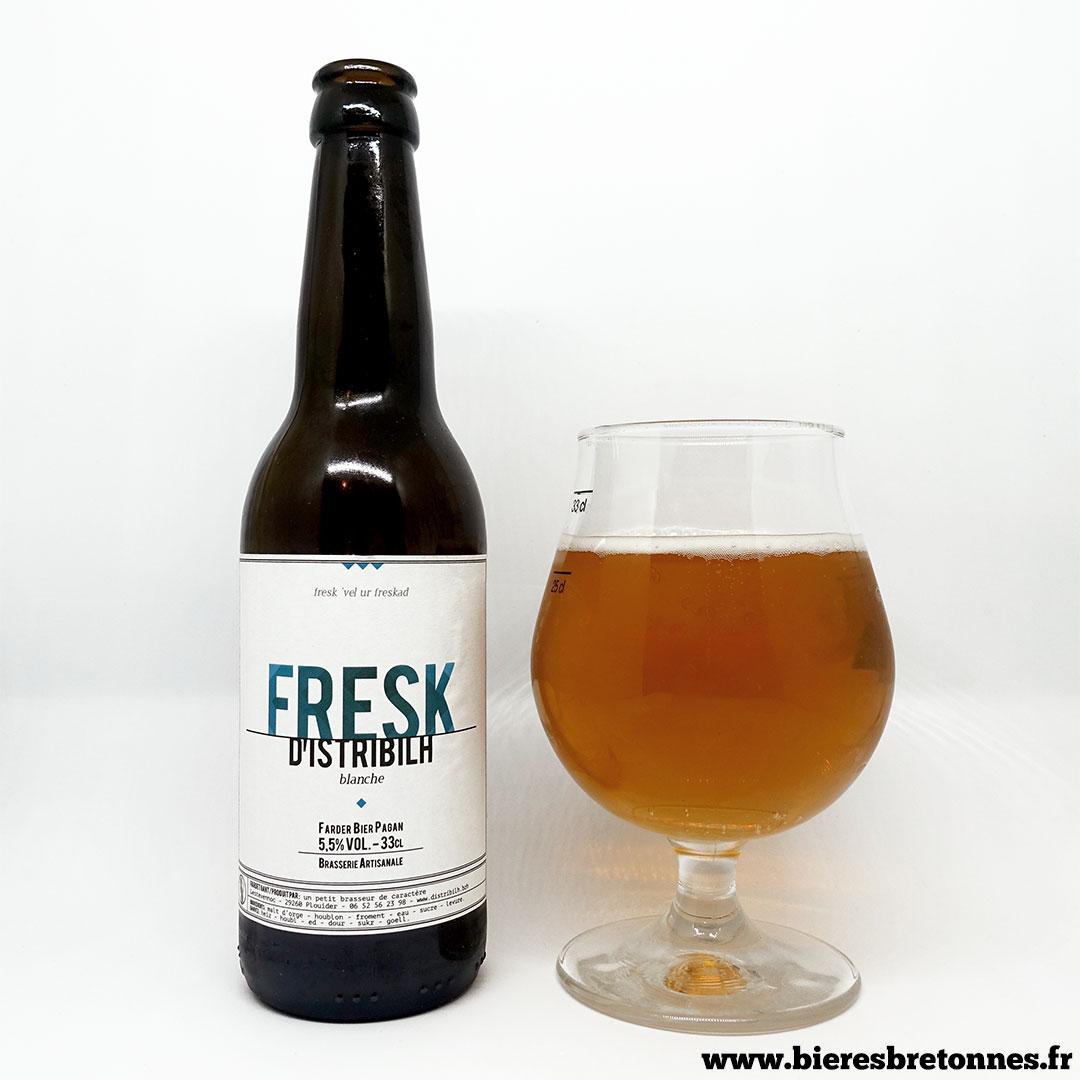 Fresk – Brasserie D'istribilh