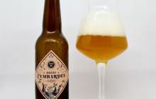 Dame Louve Blonde IPA - Brasserie L'Embardée