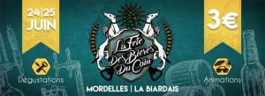 La Fête Des Bières Du Coin 2017 à la Ferme de la Biardais à Mordelles