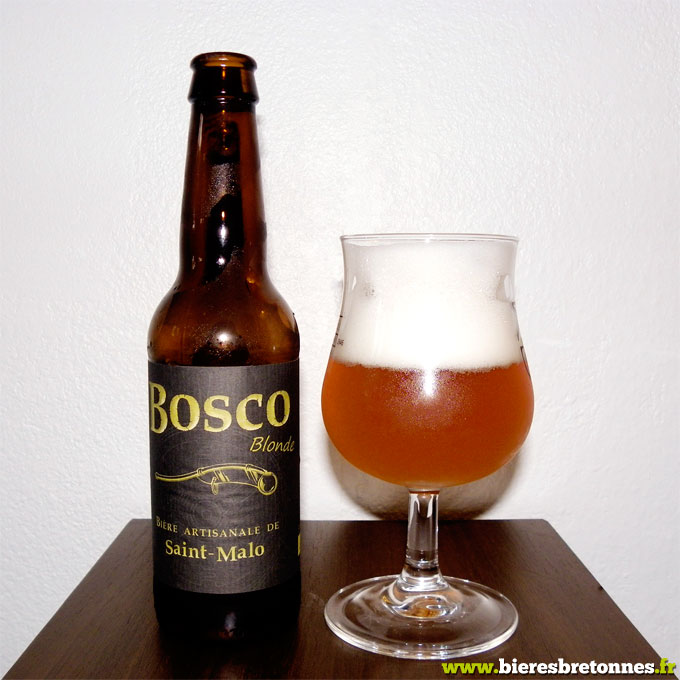 Bosco Blonde – Brasserie Bosco