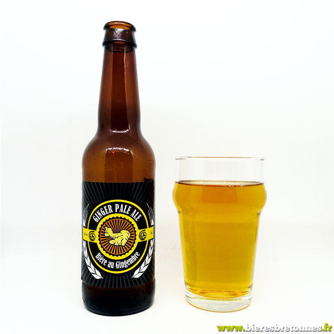 Ginger Pale Ale – Brasserie An Alarc'h