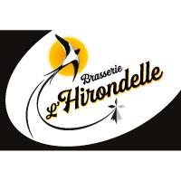 logo Brasserie L'Hirondelle (Ménez-Bré)