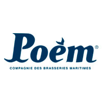 logo brasserie Poèm - Compagnie des Brasseries Maritimes