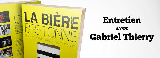 Livre La Bière Bretonne de Gabriel Thierry