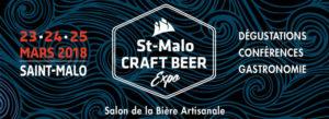 1ère édition du salon « Saint-Malo Craft Beer Expo »