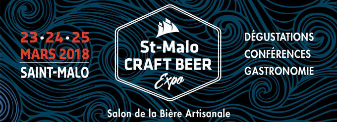 1ère édition du salon « Saint-Malo Craft Beer Expo »
