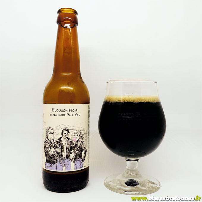 Blouson Noir – Brasserie Skumenn