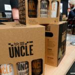 Les jolis packs de bières de la Brasserie Uncle