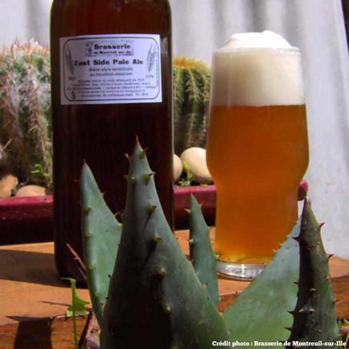 East Side Pale Ale – Brasserie de Montreuil-sur-Ille
