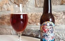 Sister Cities, bière saison collaborative de la Brasserie du Baril à Brest et la Renegade Brewing Company de Denver
