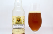 Bière au sureau de Ploemeur - Brasserie du Moissonneur