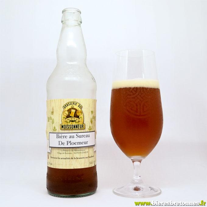 Bière au sureau de Ploemeur – Brasserie du Moissonneur