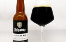 L'Oeuvre Au Noir Foreign Extra Stout - Brasserie Athanor