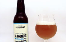La Bringue, White Session IPA - Brasserie la Dilettante