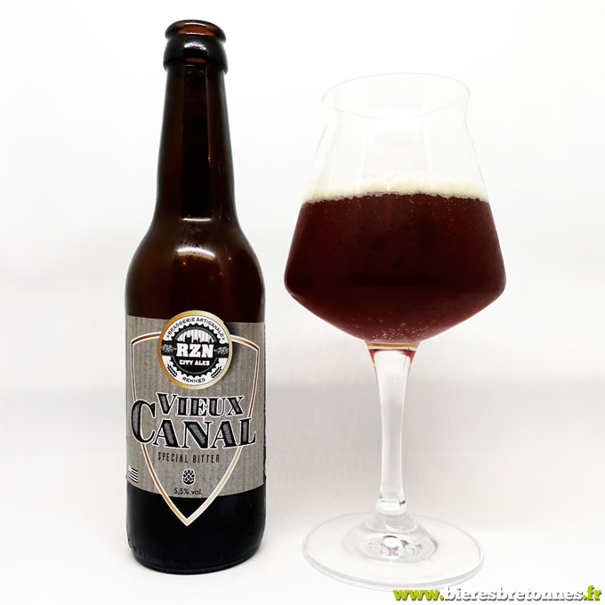 Vieux Canal Special Bitter – Brasserie RZN City Ales