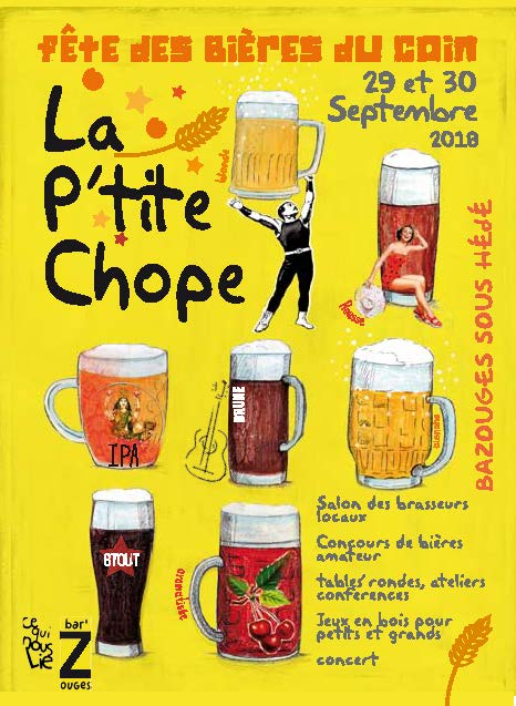 Flyer Ptite Chope 2 2018