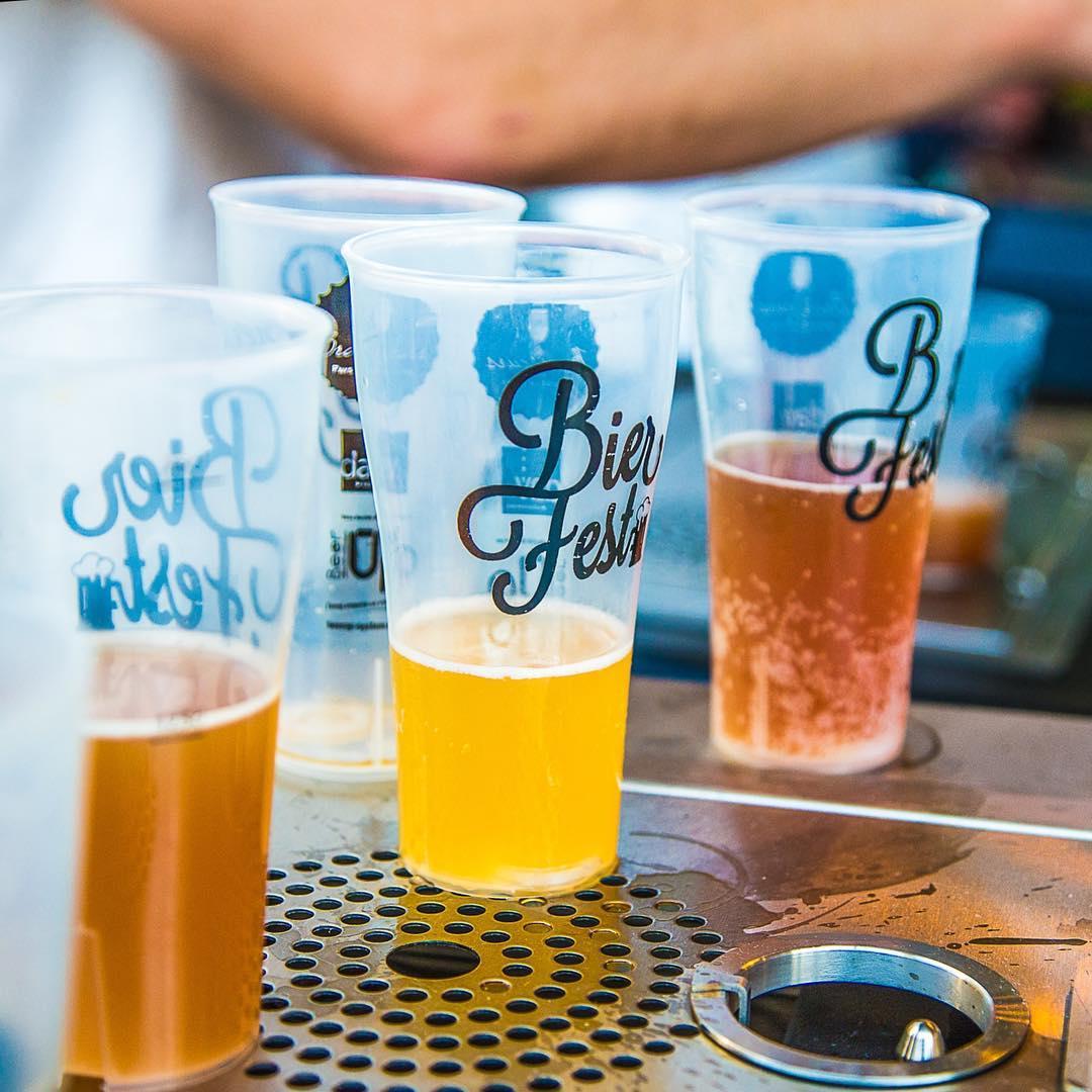 Gobelets Bierfest · Credis : Bierfest Les Brassés Nantes