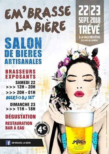 Salon Embrasse La Biere Treve 2018