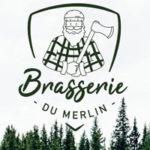 Logo Brasserie Du Merlin