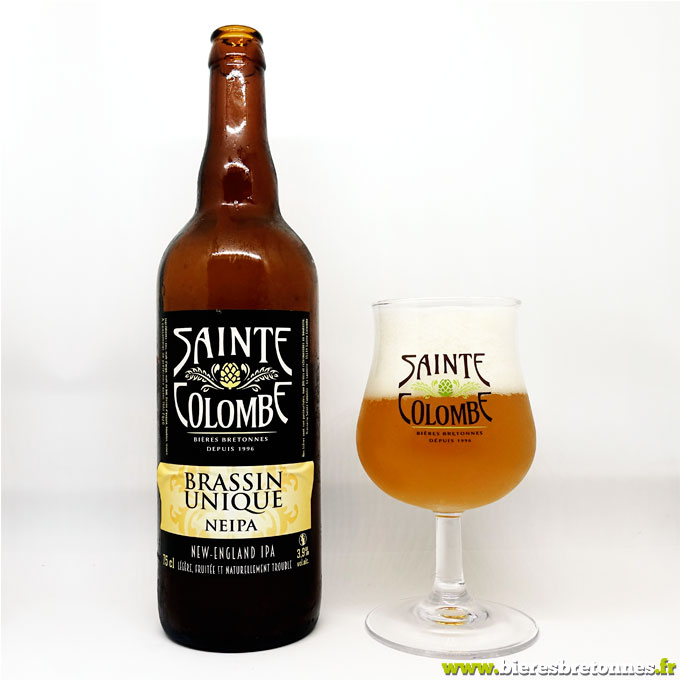 Sainte Colombe Brassin Unique Neipa