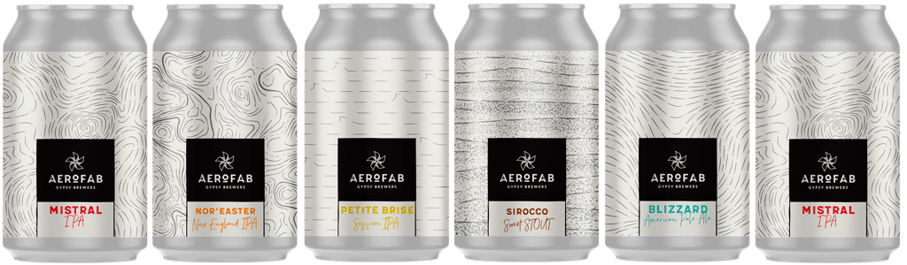 Canettes Bieres Aeorofab