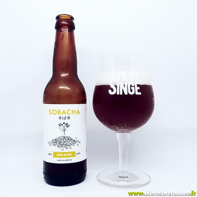 Sobacha, bière collaborative – Brasserie du Vieux Singe