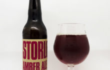 Storlok Amber Ale - Brasserie de Cornouaille