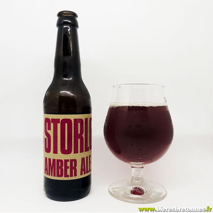 Storlok Amber Ale – Brasserie de Cornouaille