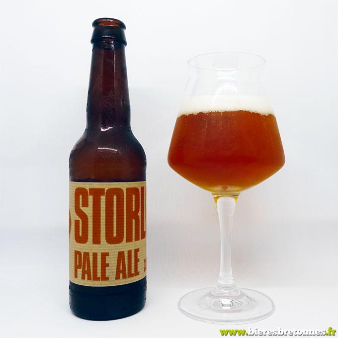 Storlok Pale Ale – Brasserie de Cornouaille