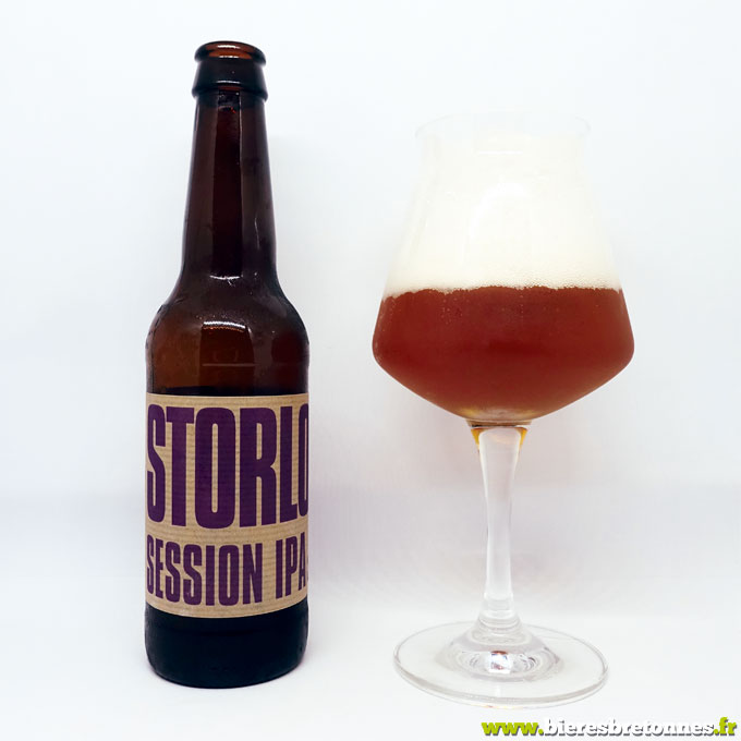 Storlok Session IPA – Brasserie de Cornouaille