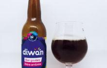 Térénez Diwan Bière Ambrée - Brasserie du Bout du Monde