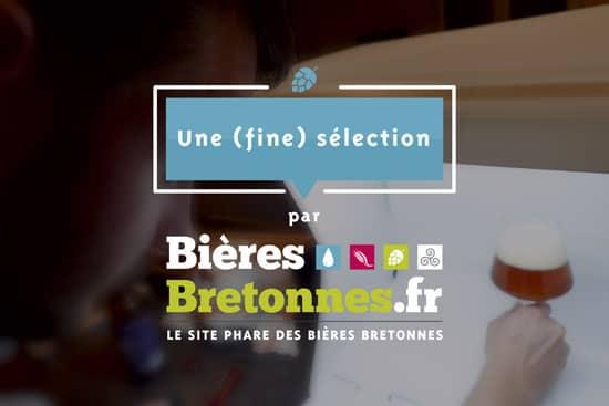 Une Fine Selection De Bieres Bretonnes