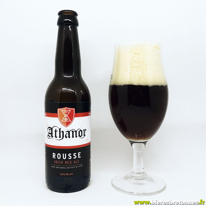Athanor Rousse Irish Red Ale – Brasserie Athanor