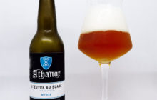 L'Oeuvre Au Blanc Witbier - Brasserie Athanor