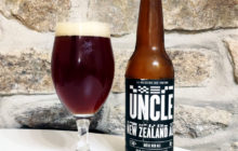 New Zealand Ale - Brasserie Uncle