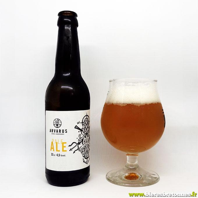 Arvarus Pale Ale – Brasserie Arvarus