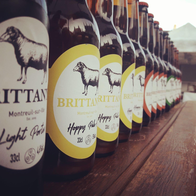 Bieres Brasserie Brittanys
