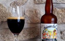 Brune type Bock - Brasserie Les bières du cercle