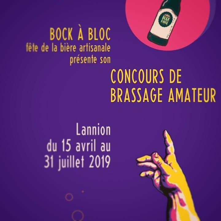 Concours Brassage Amateur Bock A Bloc