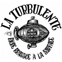 Logo Brasserie La Turbulente