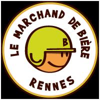 Logo Le Marchand de Bière, cave à bière à Rennes