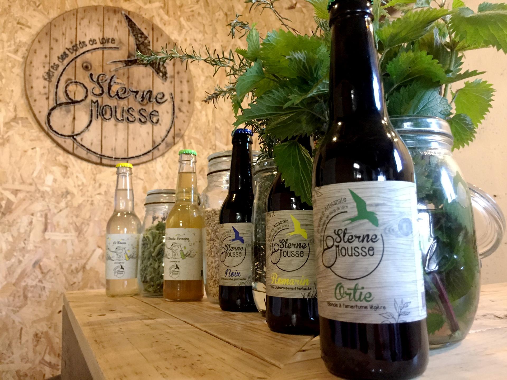 Bieres Brasserie Sterne Et Mousse Anjou 01