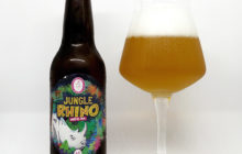 Jungle Rhino Wheat IPA – Brasserie de Baril
